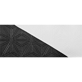 Supacaz Super Sticky Kush Starfade Handlebar Tape, white/black